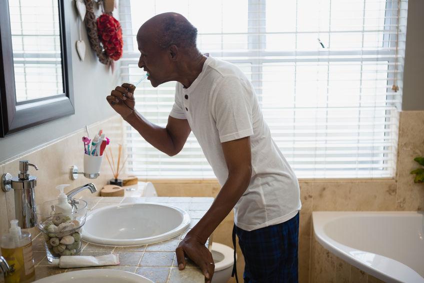 good oral hygiene